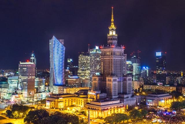 6 najciekawszych miejsc w Warszawie, które musisz zobaczyć. Czy znasz je wszystkie?